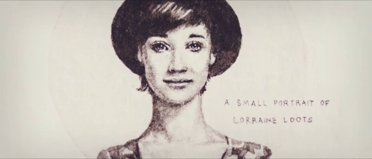 A Small Portrait of Lorraine Loots | Video by Metamension Pictures | http://citybymouth.com/lorraine-loots/