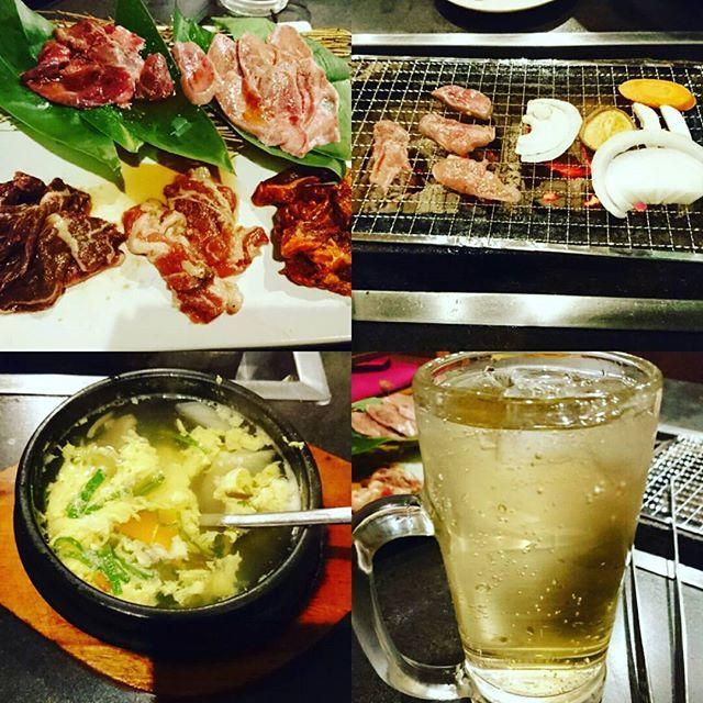 #肉#肉の日#からし亭#安い #焼肉#スープ#クッパ#幸せ#八戸