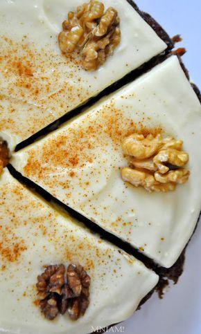 Mniam: Najlepsze ciasto marchewkowe na świecie