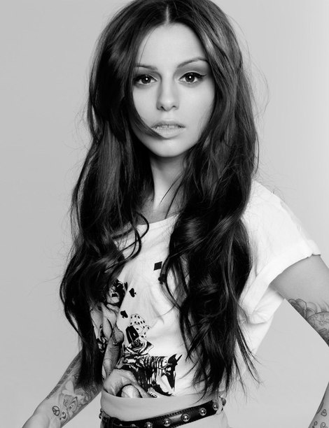 Cher Lloyd--she's so pretty, i'm jelly! :O