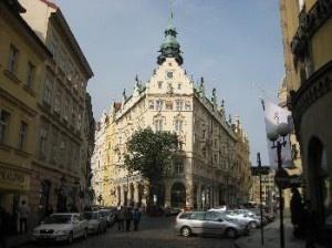hotel Paris Prague - present