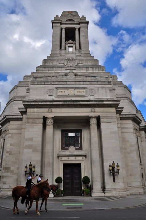 #ArtDeco #ArtDéco - Freemasons' Hall