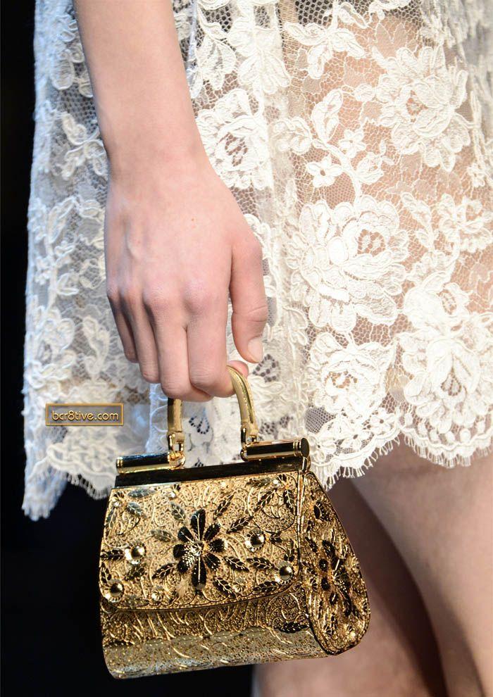 Dolce & Gabbana FW 2013-14 Details