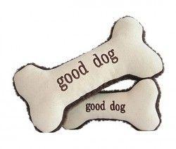 GOOD DOG BONE - brun