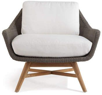 Palecek San Remo Outdoor Lounge Chair With Images