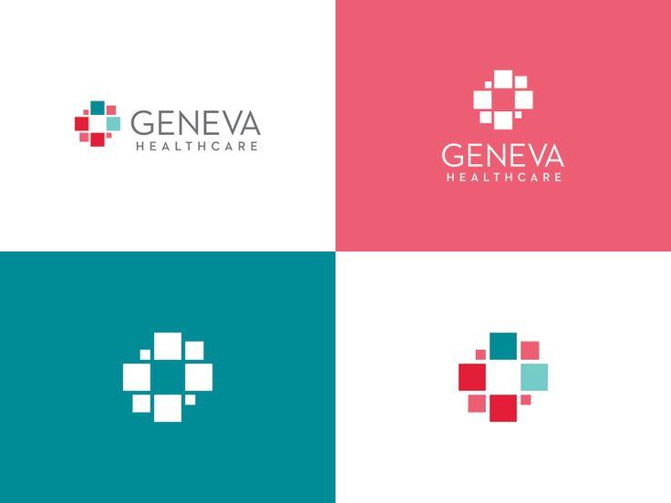 Geneva Healthcare Logo by Jordan Mahaffey