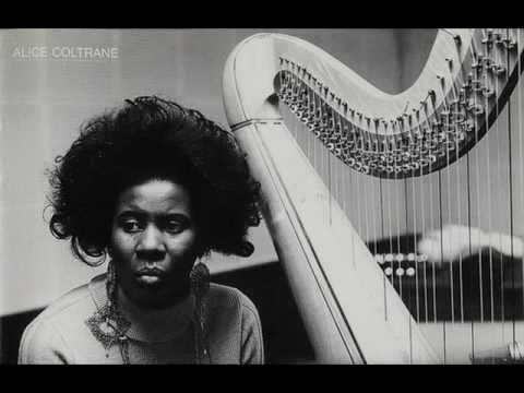 """Universal Consciousness literally means Cosmic Consciousness, Self-Realization, and illumination.  This music tells of some of the various diverse avenues and channels through which the soul must pass before it finally reaches that exalted state of Absolute Consciousness."" - Alice Coltrane in the liner of her album after John's death, continuing his search and her own"