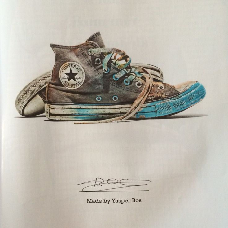 The Chuck Taylor All Star / Made by Yasper Bos