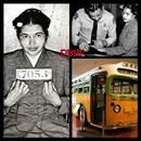 In Montgomery, Alabama, seamstress Rosa Parks refuses to give up her bus seat to a white man and is arrested for violating the city's racial segregation laws, an incident which leads to the Montgomery Bus Boycott. Bus No. 2857 on which Parks was riding was restored and placed on display in The Henry...In Montgomery, Alabama, seamstress Rosa Parks refuses to give up her bus seat to a white man and is arrested for violating the city's racial segregation laws, an incident which leads to the…
