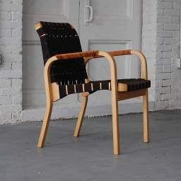 Alvar Aalto, 45 Arm Chair