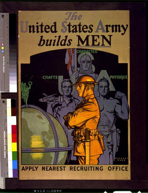 united states army established