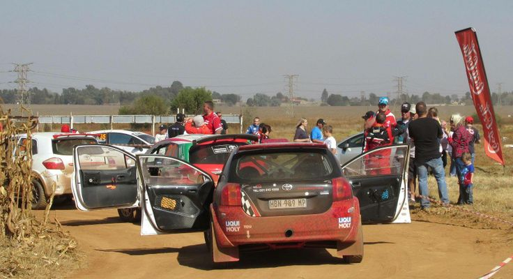The finale was held at the popular Rallystar Track.