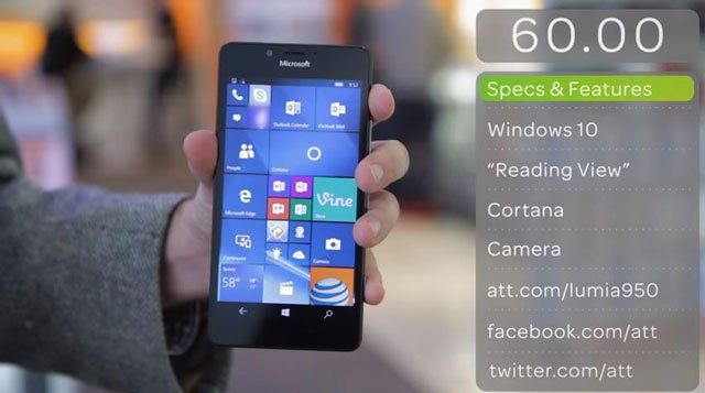 Microsoft Lumia 950 XL Sells Out In USA and Canada