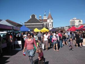 Otago Farmers Market - Healthy, Local, Seasonal Food.  So good and so close :)