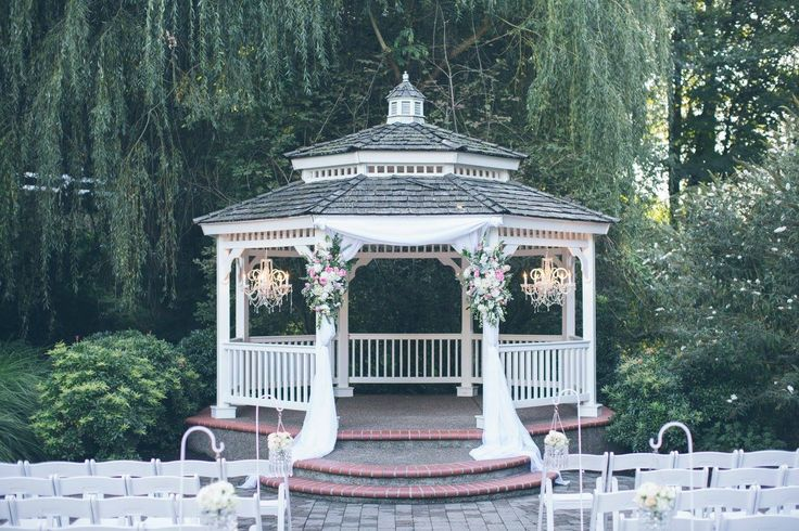 Best 25 Outdoor Wedding Gazebo Ideas On Pinterest: 25+ Best Ideas About Gazebo Wedding Decorations On