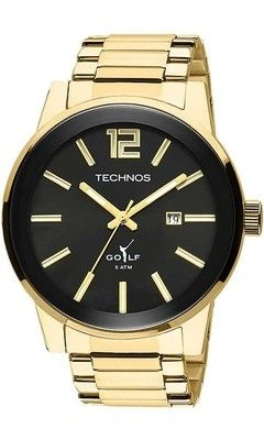 Relógio Technos Golf 2115TT/4P