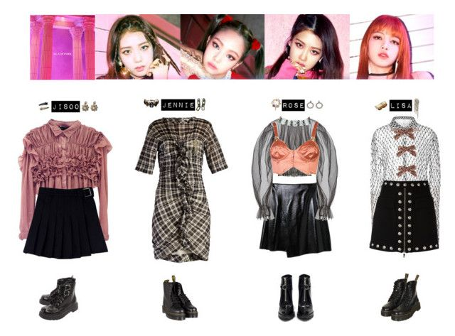 Blackpink Outfit Ideas: BLACKPINK - AS IF IT'S YOUR LAST💜💛💙💚 ️