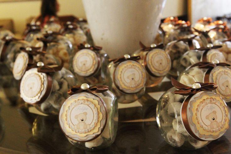 balas de coco recheadas