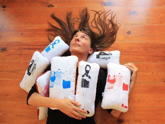 Last call from pillowland! Few pillow softies left! Hurry! #fulanabeltranasicrana