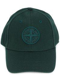 Stone Island | Logo Baseball Cap |  Lyst
