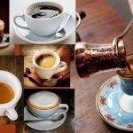 Rengeteg módja van a kávékészítésnek, hiszen a kávé a világ egyik legnépszerűbb itala, de nincs két egyforma ember, és ízlés. Kávéreceptek röviden az alapkávékhoz.