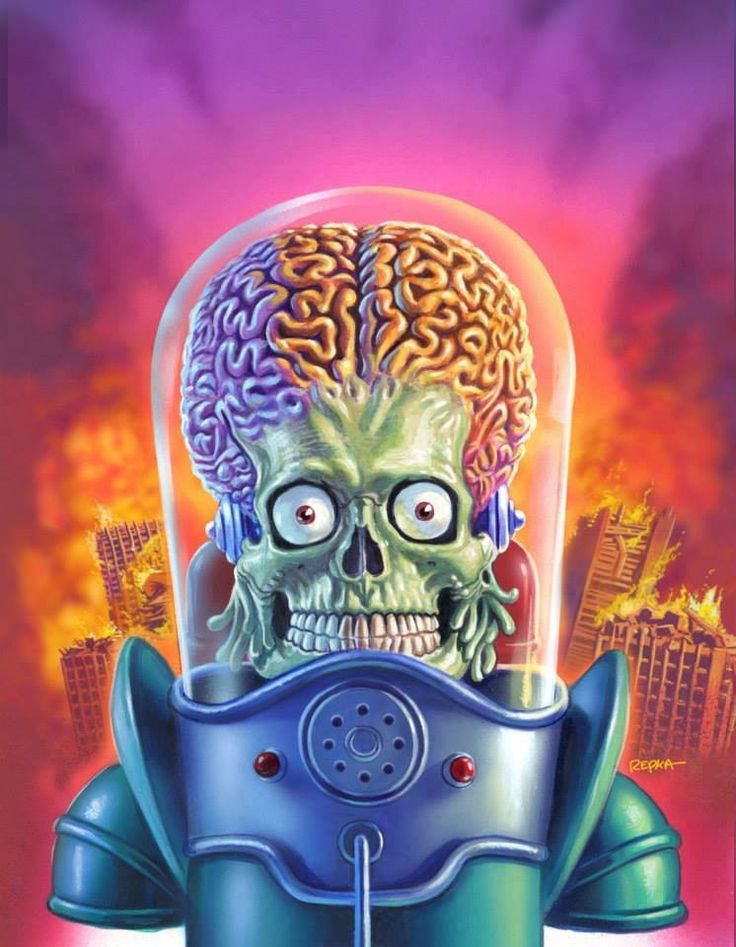 Mars Attacks!!