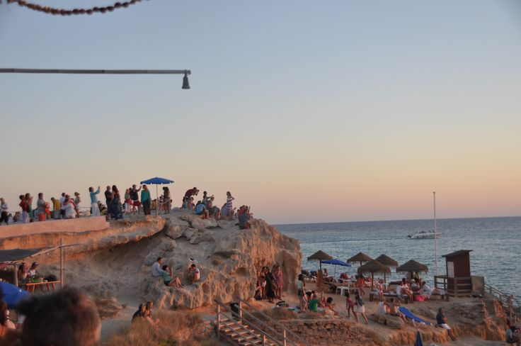 Solnedgang Ashram Restuarant, Ibiza
