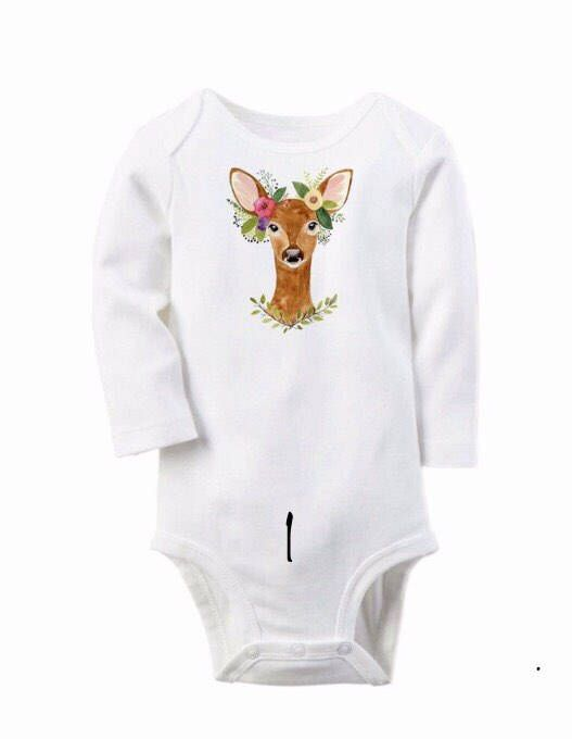 A personal favorite from my Etsy shop https://www.etsy.com/listing/546570307/animal-onesie