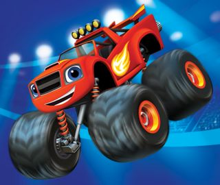 17 best images about blaze the monster machines