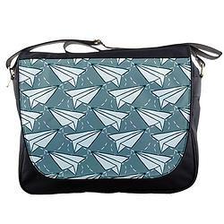 Messenger Bag/Paper Planes