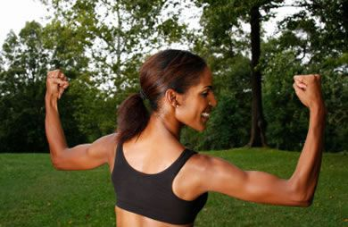 9-Minute Arm Workout with Dumbbells Video   SparkPeople