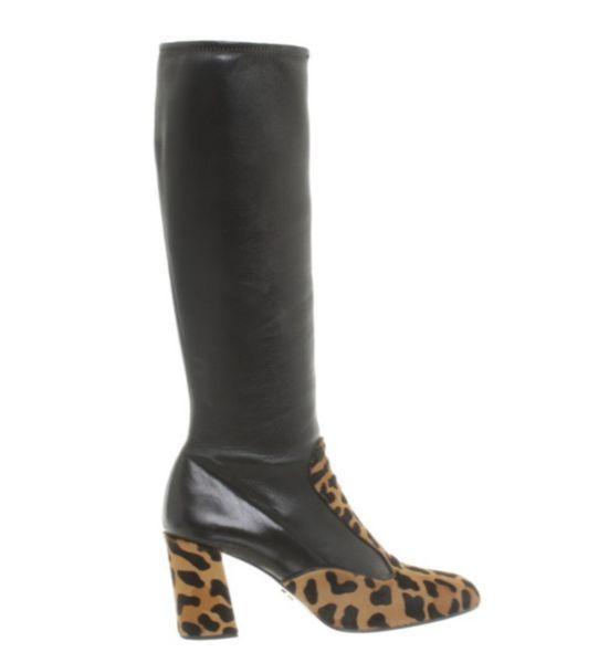 PRADA Stiefel Boots Schuhe Size 40