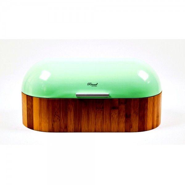 Chlebník Ronner TW-3050GC, zelený