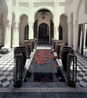 The wonderful Dar Darma, Marrakech