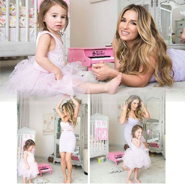 Jessie James Decker & Vivianne Rose