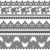 die besten 17 ideen zu indische elefanten tattoos auf pinterest elefantenkunst indische. Black Bedroom Furniture Sets. Home Design Ideas