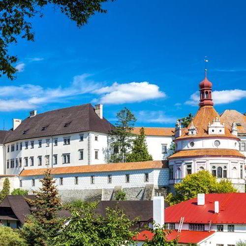 Kudy z nudy - Noční dobrodružství na hradě a zámku Jindřichův Hradec