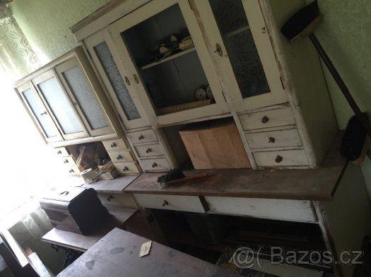 Starožitný nábytek z první republiky - 1