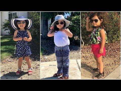 41dcb853a ازياء للبنوتات صيفي روعه 2018 , ملابس بنات كيوت ,هدوم بنات شيك جدا 2018 -