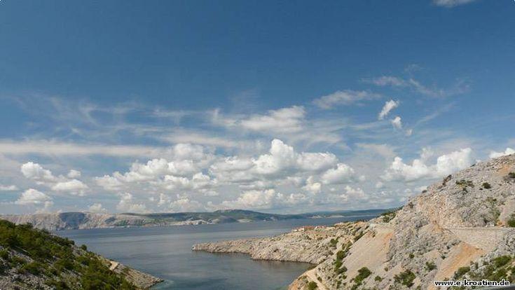 Tausend Inseln vor der Küstehttp://www.e-kroatien.de/krk #kroatien #croatia #hrvatska