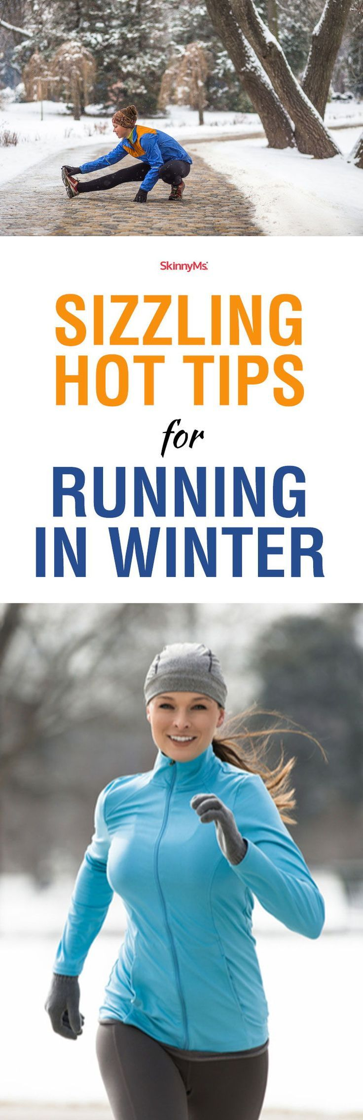 Sizzling Hot Tips for Running in Winter
