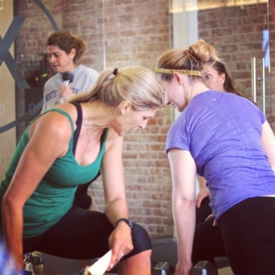 Thxs to @FatBottomSlim for sharing her sparkly experience rocking her gold @SPARKLYSOULINC working out with the amazing @gabrielle Reece's BodyWise @ExceedFit - http://fatbottomslim.com/2013/04/18/fired-up-inspired-gabby-reeces-bodywise-at-exceed/