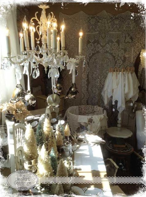 My Desert Cottage** My booth for Christmas Shop Ideas in 2018