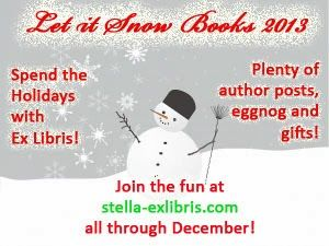 Ex Libris: Let It Snow Books: Guest post by Kimberly Kincaid + Giveaway