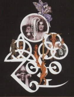 zep..Good way to have their logos made into a tattoo