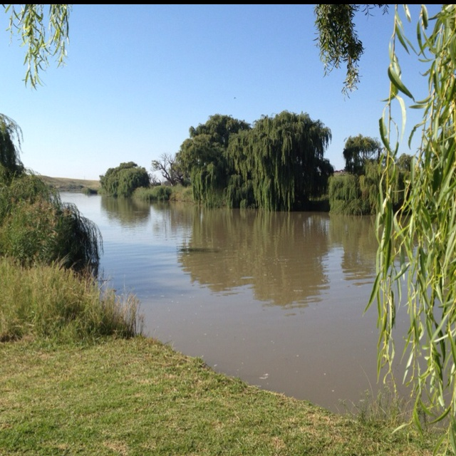 Frankfort river in the freestate