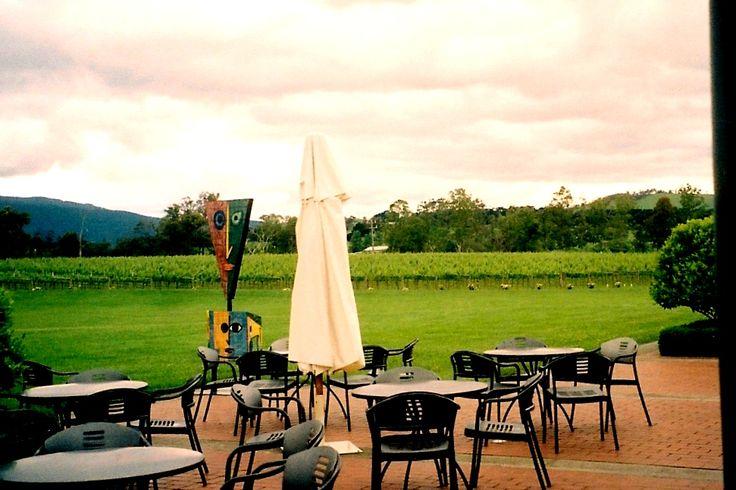 Rochford Vineyards - Yarra Valley outside Melbourne - Australia