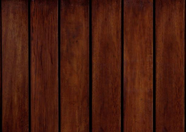 Timber Panel Pattern In Vertical Striped Creative Stock
