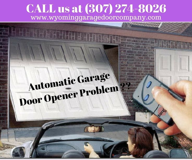 Is Your Automatic Garage Door Opener A Little Slow, Labored, Or Loud?