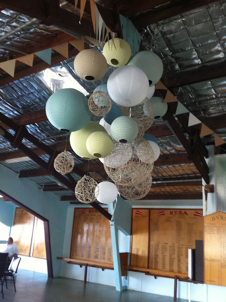 decorations for high ceilings